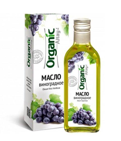 Масло виноградное «Organic Altay» 250 мл