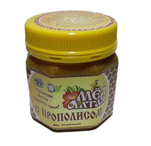 Мёд с Прополисом 260 г