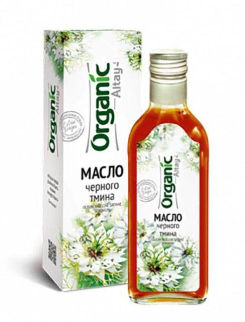 Масло черного тмина «Organic Altay» 250 мл