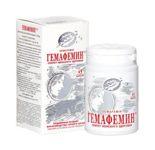Гемафемин Секрет Женского Здоровья 90 капсул