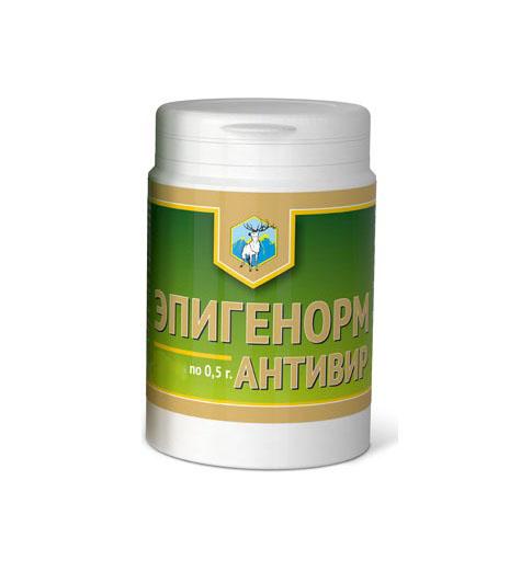 Эпигенорм антивир 28 капсул по 0,5 г