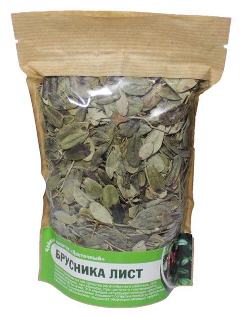 Брусника лист 50 гр