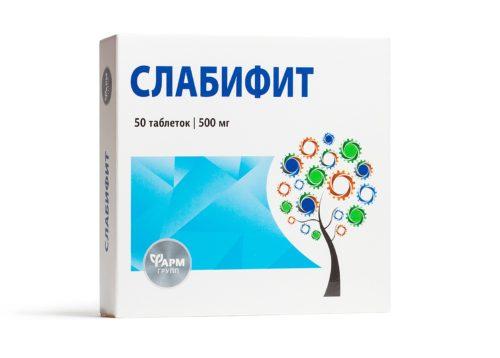Слабифит, 50 таблеток