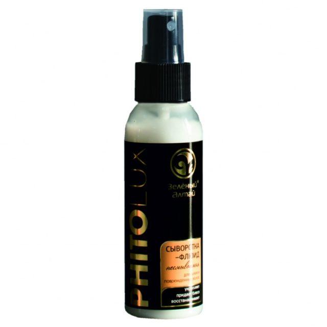 Сыворотка-флюид для волос «PHITOLUX» 100 мл