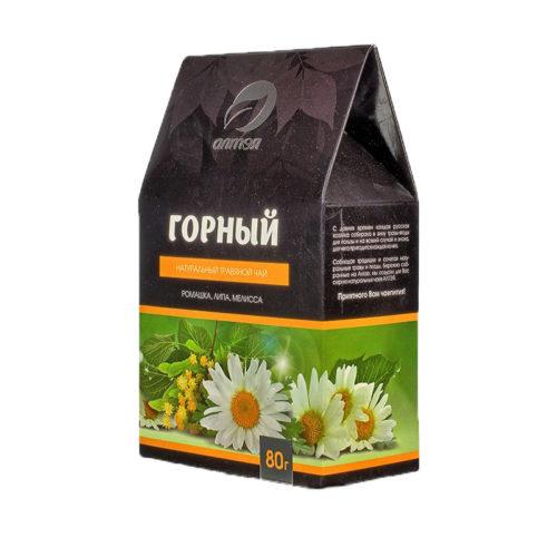 """Травяной чай """"Горный"""" 80 гр"""