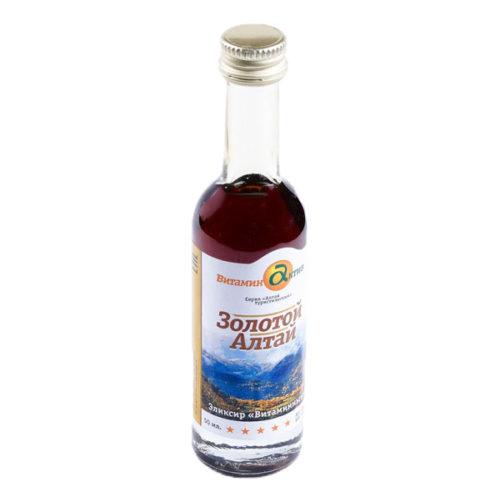"""Эликсир """"Витаминный"""" Золотой Алтай 50 мл"""