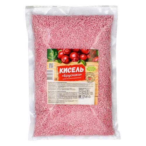 "Сухой кисель ""Брусника"" 1000 гр"
