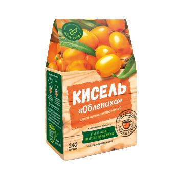 """Сухой кисель """"Облепиха"""" 340 гр"""