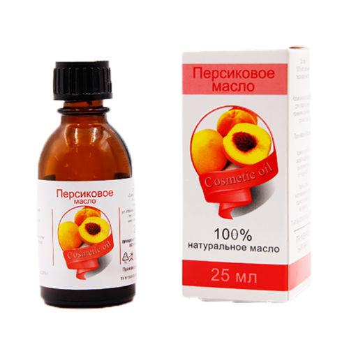 Косметическое масло Персиковое 25 мл
