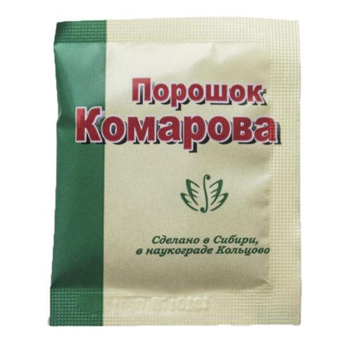 Порошок Комарова 2.5 г