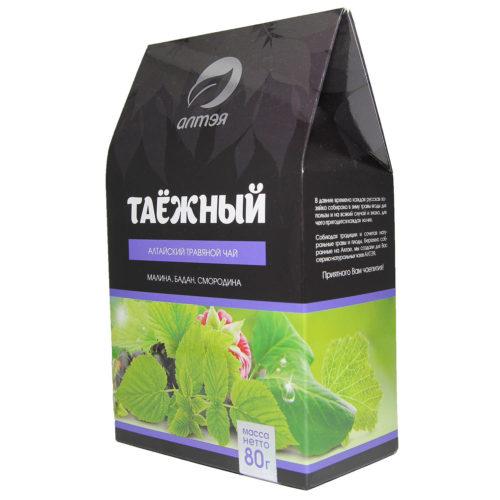 """Травяной чай """"Таёжный"""" 80 гр"""