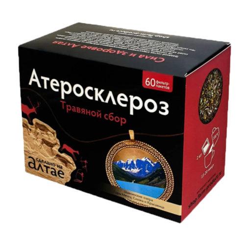 Травяной сбор «Астеросклероз» 60 фп