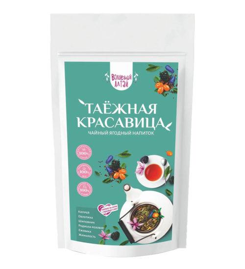 """Чай ягодный """"Таёжная красавица"""" 80 гр"""
