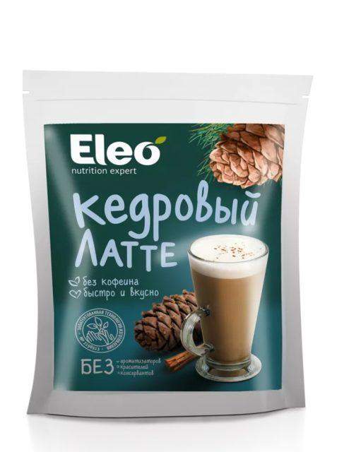 """""""Eleo"""" Напиток кедровый Латте 150 гр"""