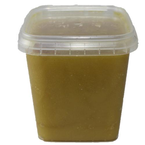 Мёд с экстрактом корня женьшеня | 1кг